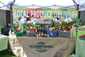 Lee & Maria's Produce Delivery and On-Farm Market