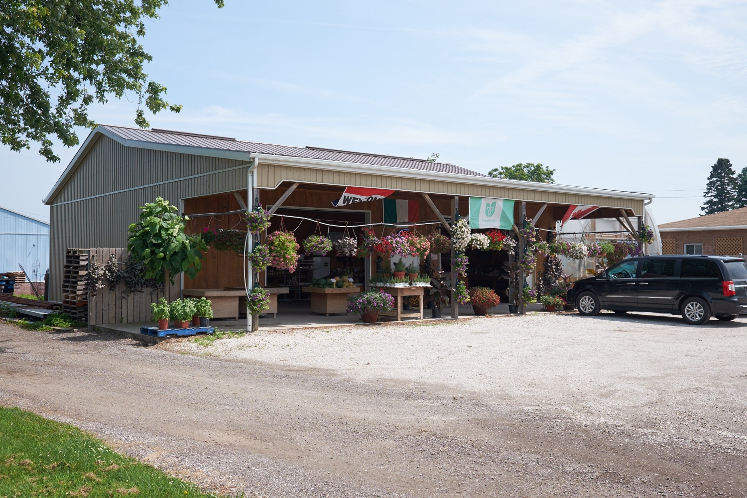 Lee & Maria's Kingsville farm market