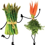 Lee Marias Dancing Vegetables