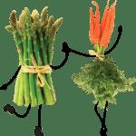 Lee Marias Dancing Vegetables