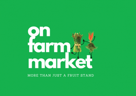 VISIT OUR ON-FARM MARKET
