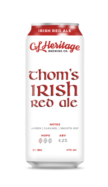 Thom's Irish Red Ale