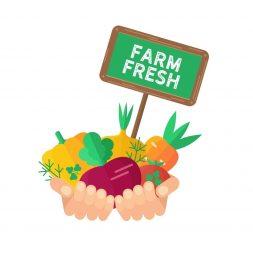 Farm Fresh Graphic