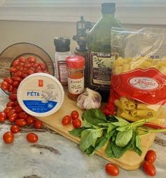 Feta Pasta Recipe Ingredients